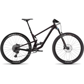 Santa Cruz Tallboy 4 AL R-Kit, Stormbringer Purple/black